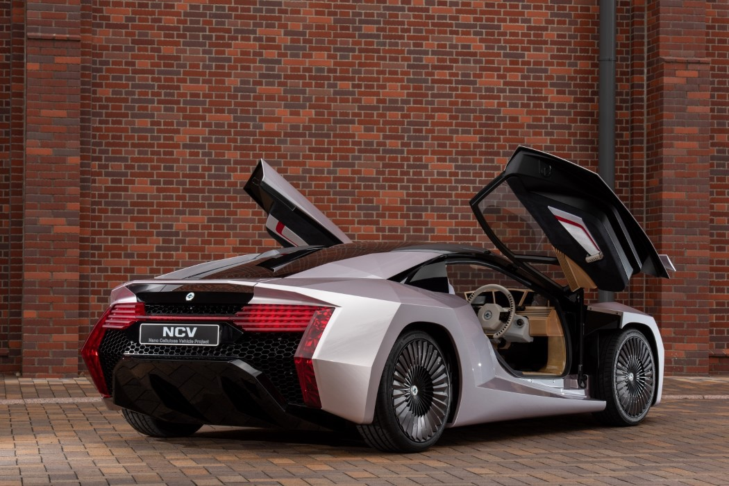 Concept Cars For Sale >> A Wooden Concept Car That Would Give Lamborghini A Scare