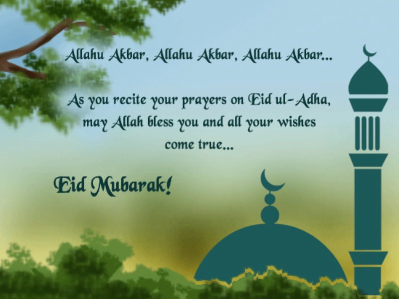 Eid Mubarak 2017 Quotes — Words Of Devotion And Worship