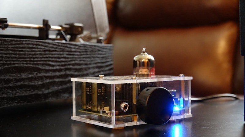 Ceres Is a Hybrid Tube Amp for Raspberry Pi-Loving Audiophiles