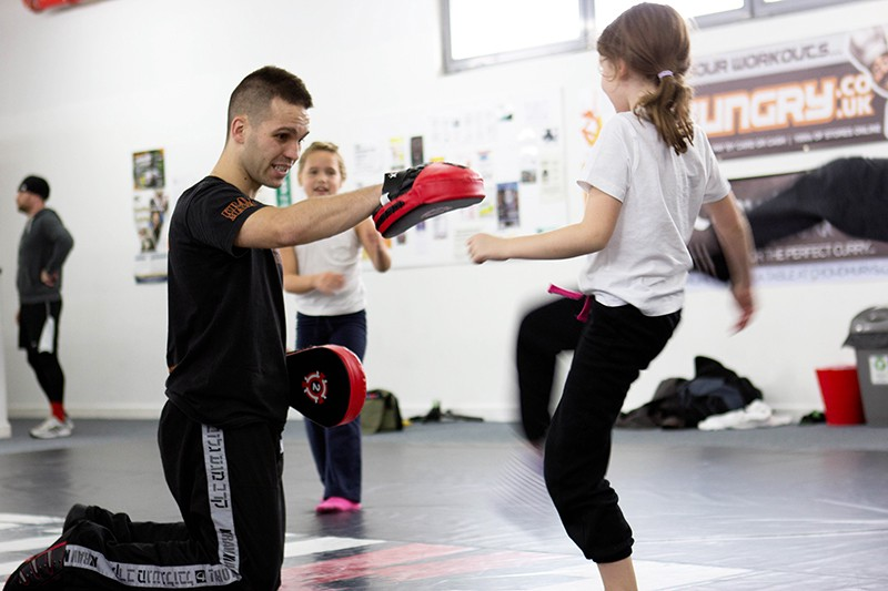 Importance of Learning Self-Defence for Kids - Radhika