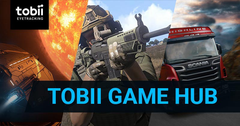 Infinite Screen Extension is now Tobii Game Hub - Official