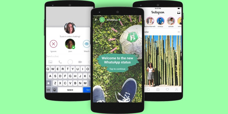 Whats New With Whatsapp Status Feature Profectus Info