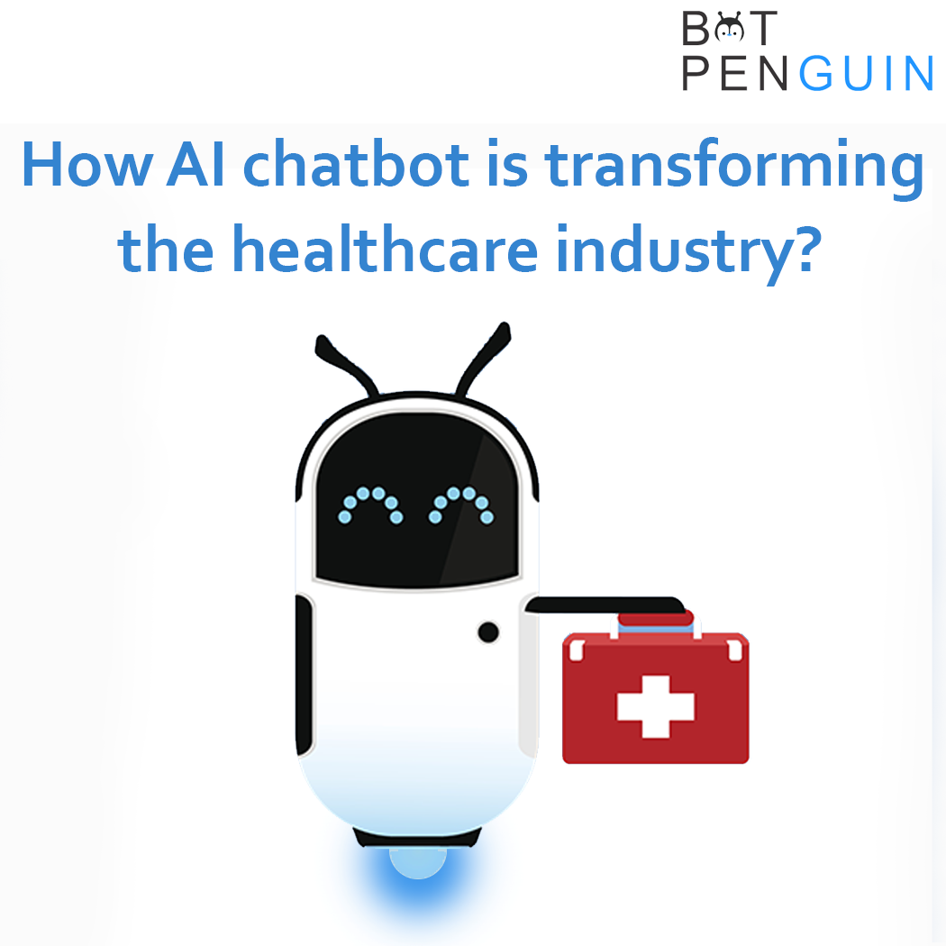 How AI is transforming the healthcare industry?