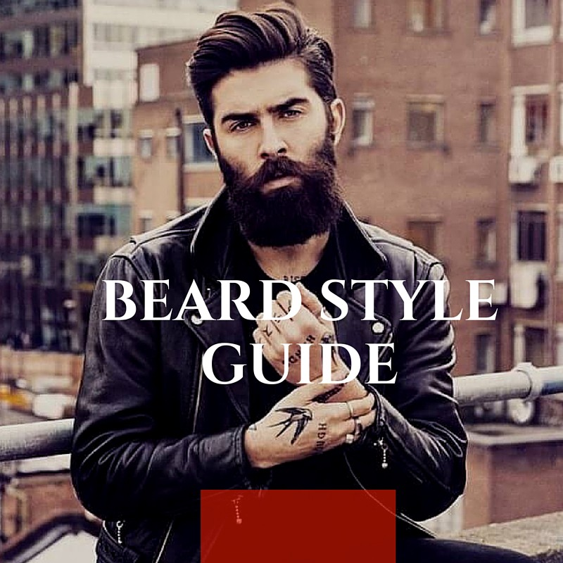 Everything You Need To Know About Growing & Styling Your Beard