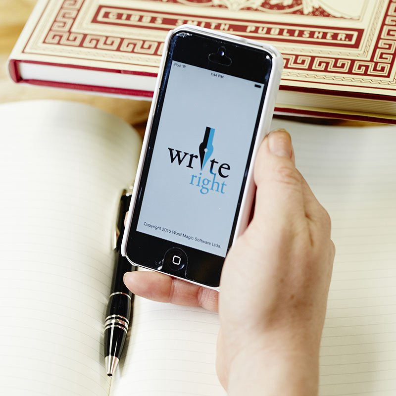 Improve Your Writing with the WriteRight App  - The Writing