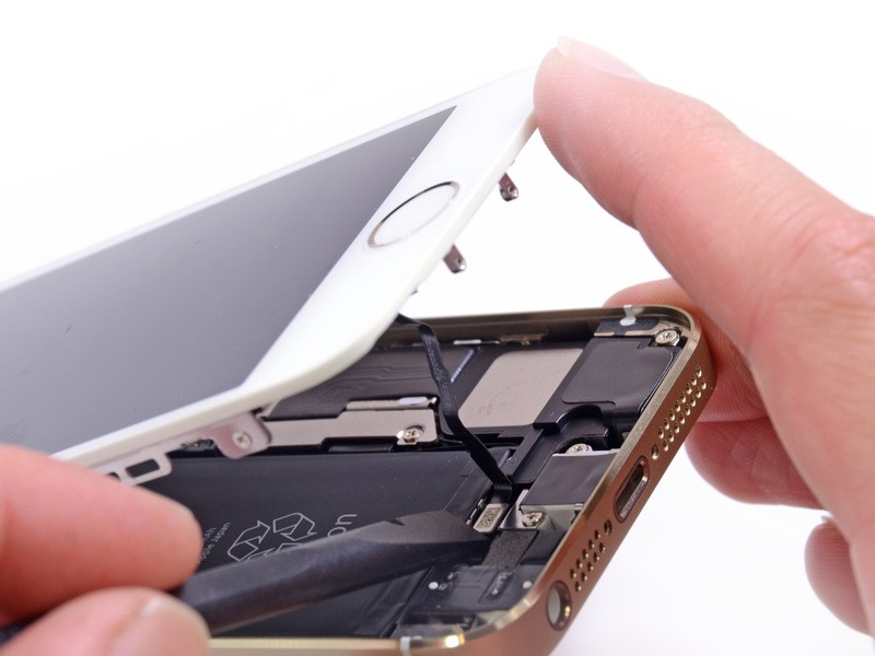 How to: NOT open an iPhone 5/5c/5s - Quick Fix - Medium