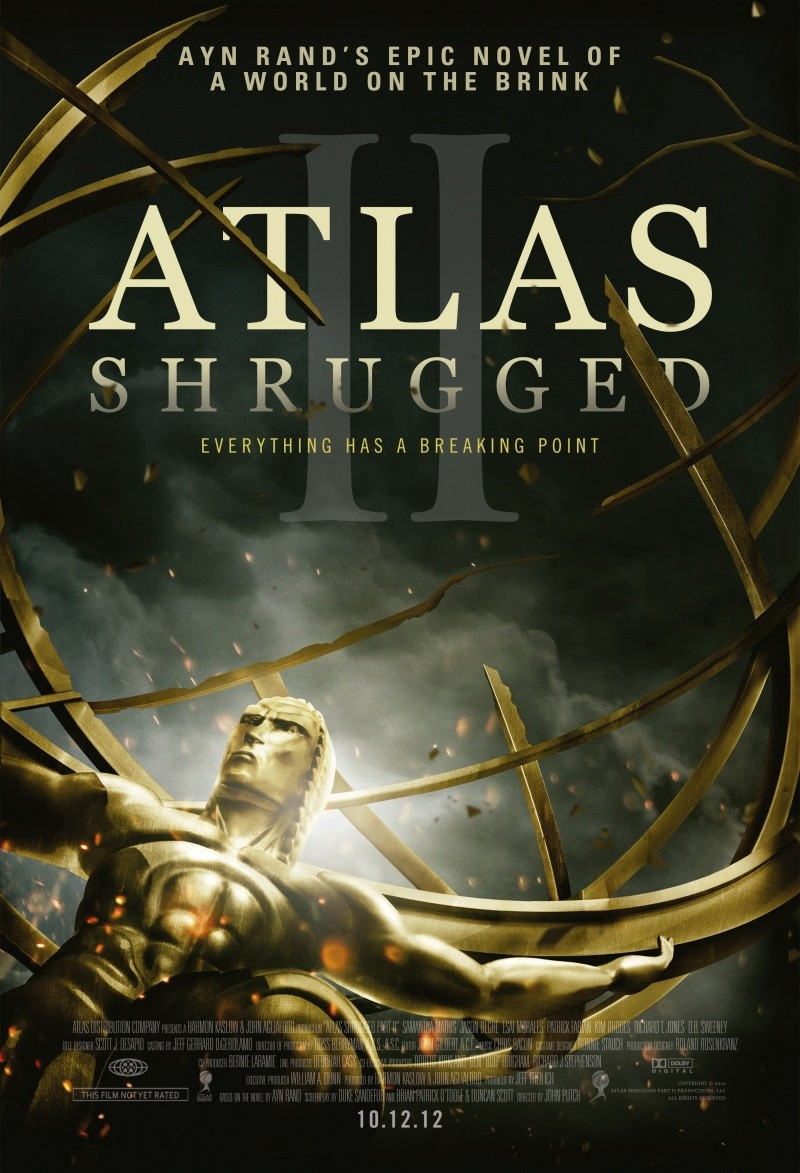 Atlas Shrugged A Review Of A Book That Is A Replica Of My