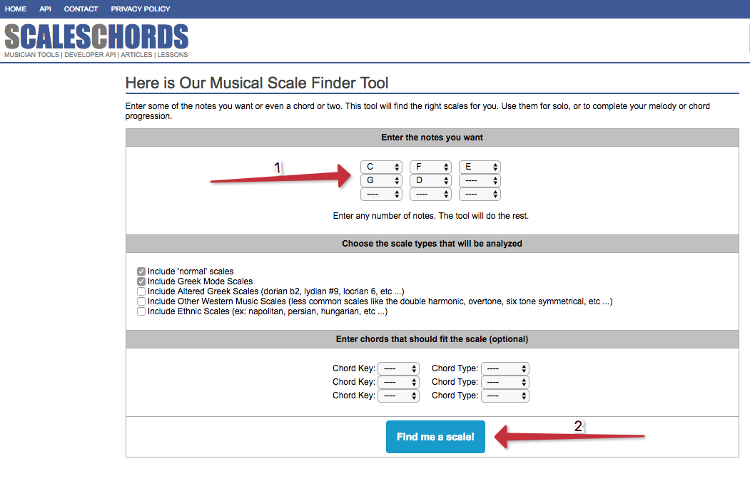 How to add a chord progression to a melody in a few easy steps