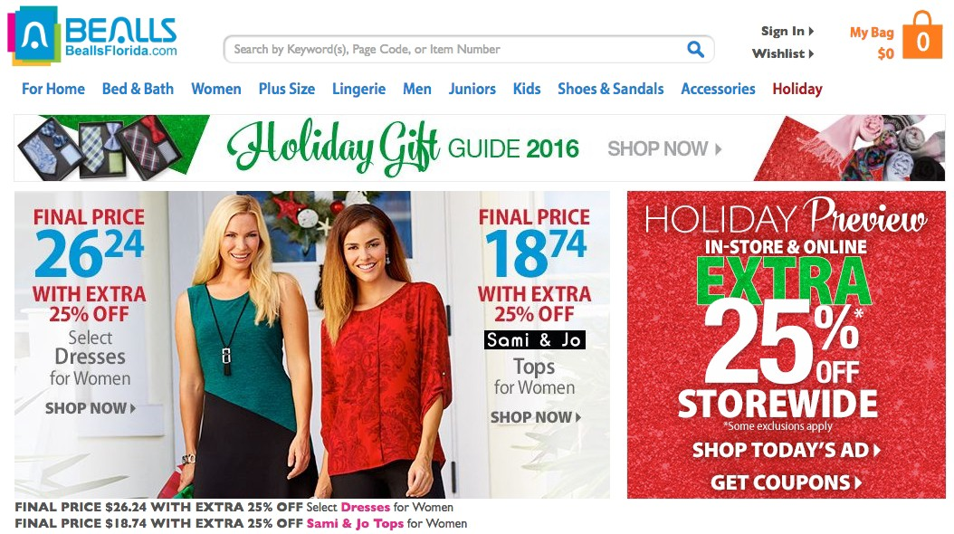 image regarding Free Printable Bealls Florida Coupon named Bealls techniques toward consider anything at all yourself need inside a person checkout.