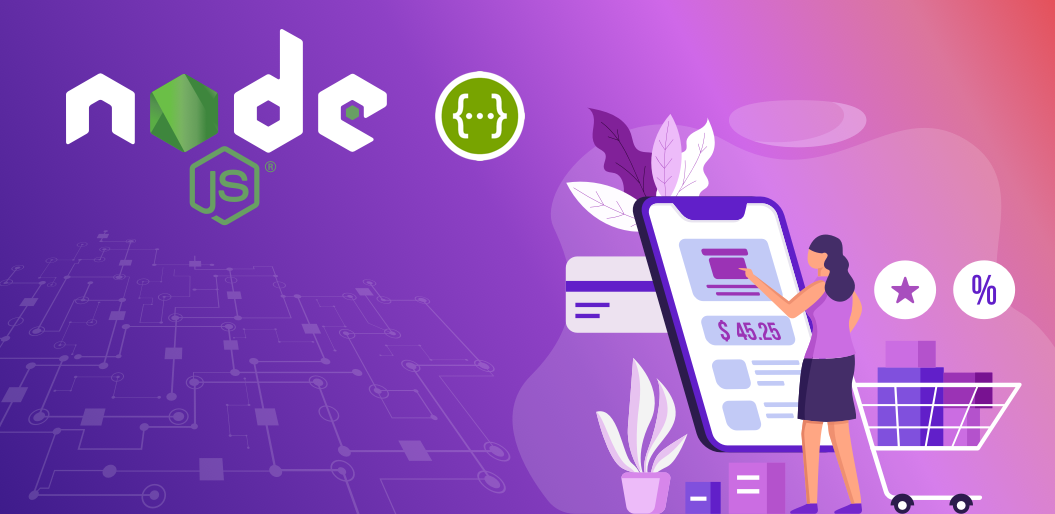 TOP 3 Nodejs Platforms For ECommerce Solutions
