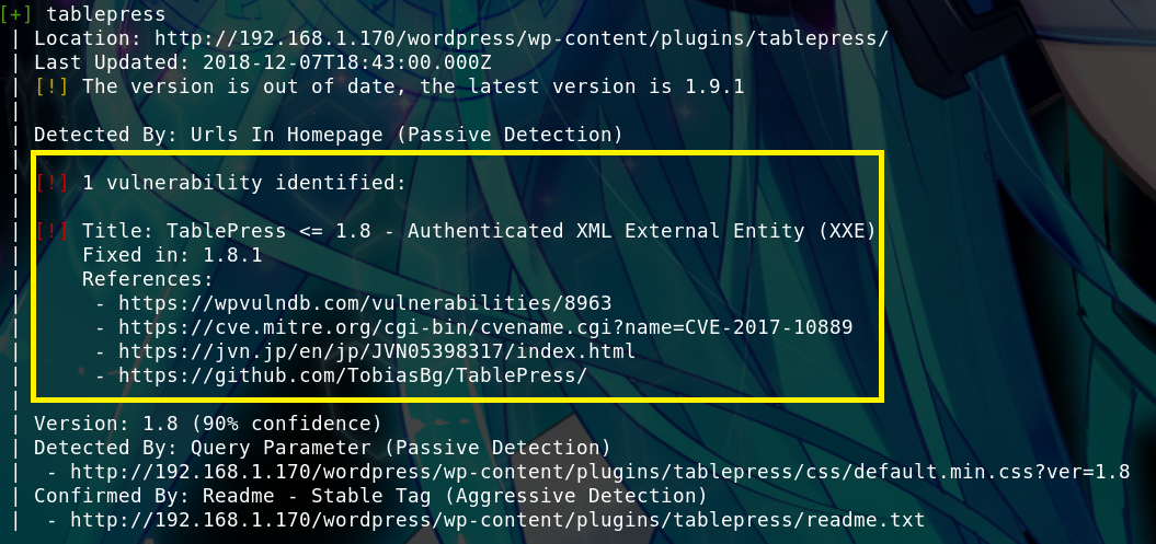 Hacking WordPress with Some Common Vulnerabilities - Olger