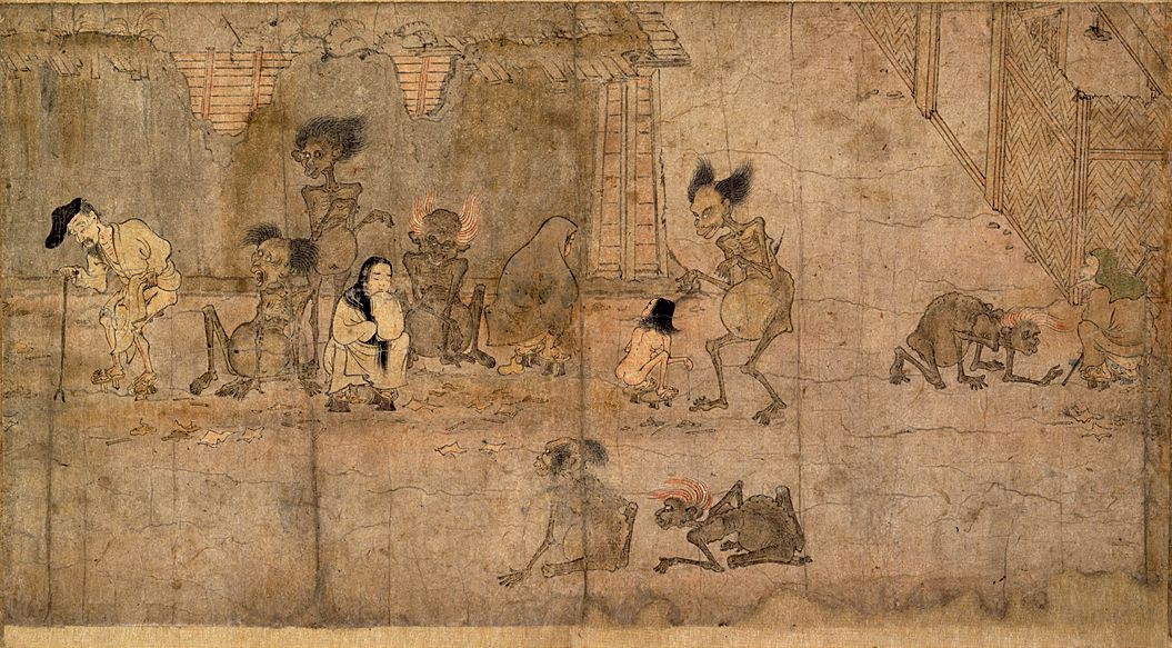 Hell Scrolls and Hungry Ghosts in Early Medieval Japan