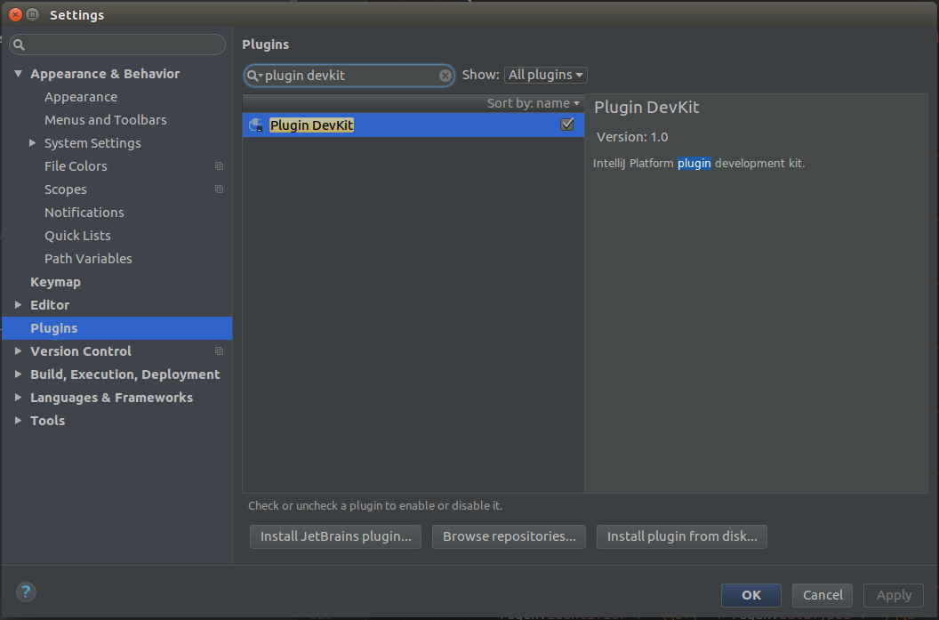 Developing an Intellij IDEA Plugin for a Custom Language