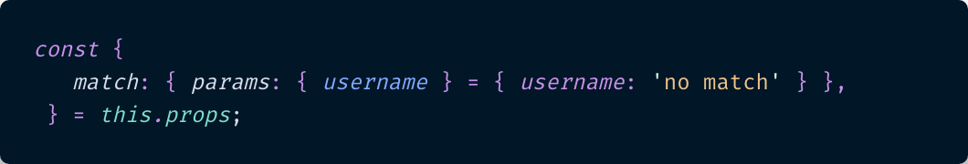 Using ES6 To Destructure Deeply Nested Objects in JavaScript