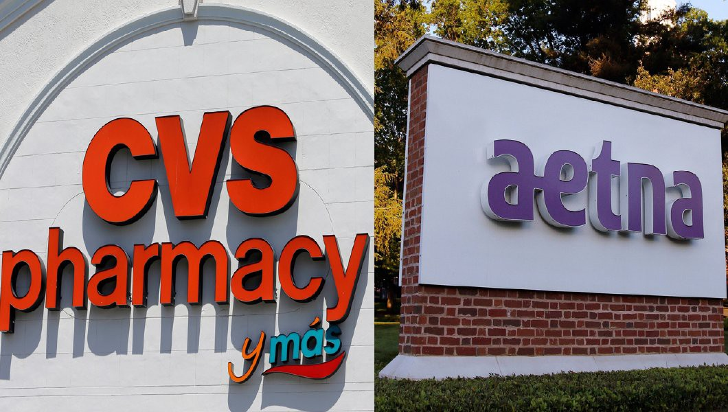 CVS and Aetna are joining forces as an optimistic pharmacy, PBM and managed care organization powerhouse!