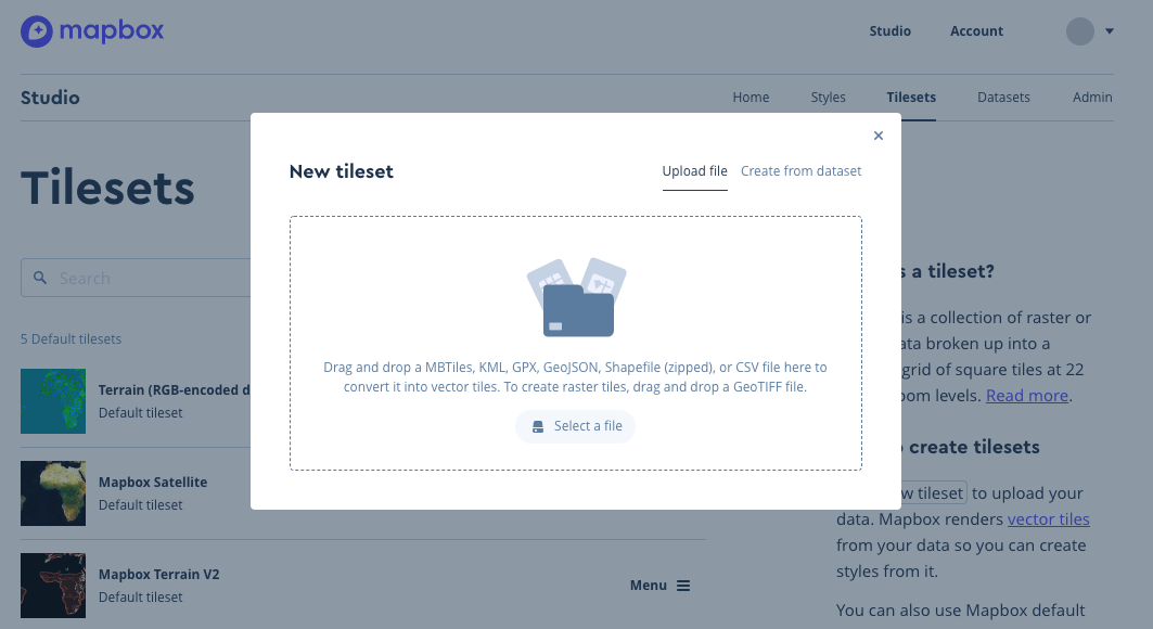 BYOI: Host and process your imagery on our platform
