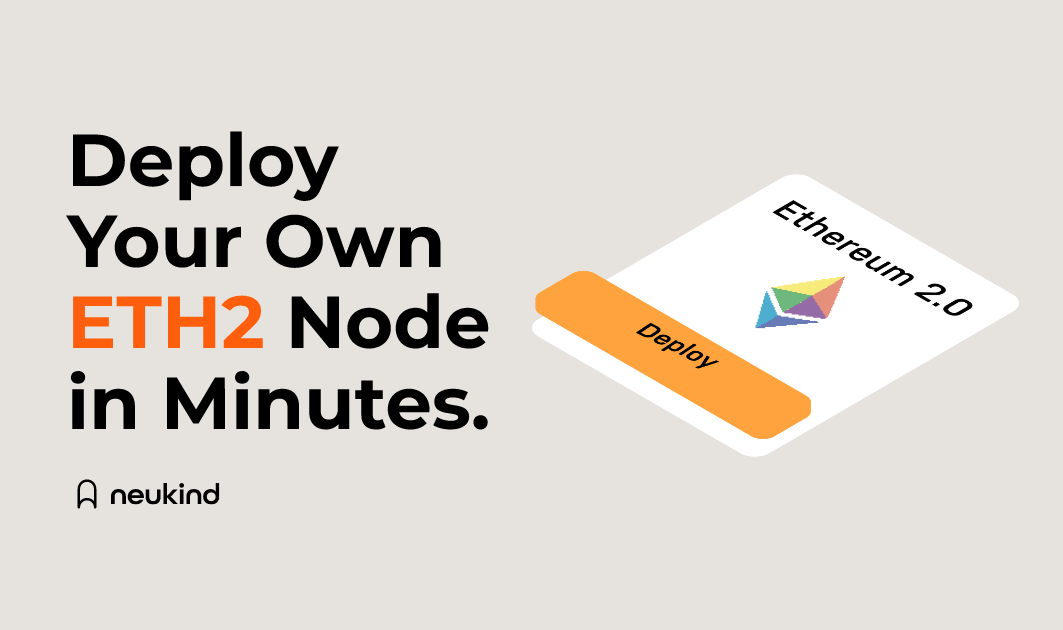 Deploy Your own ETH2 node