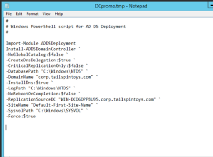 How to Create a Forest Root Domain Using PowerShell and GUI