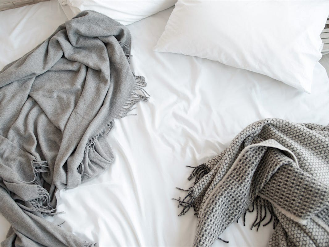There's a trend shifting toward more sustainable home fabrics.