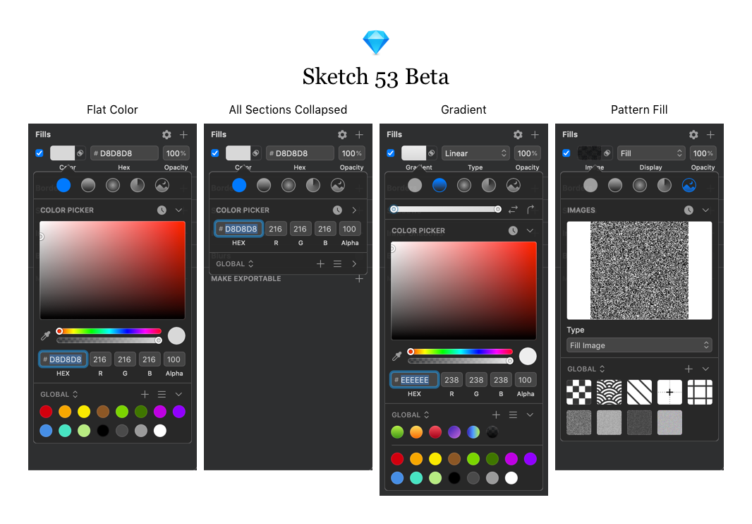 What's new and what you can expect from Sketch 53 Beta 💎