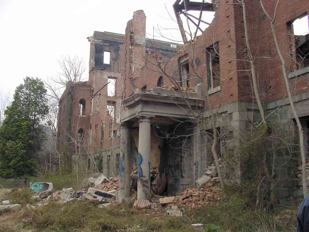 Top 10 Abandoned Places In Maryland By Malcolm Lawson Realtor Medium