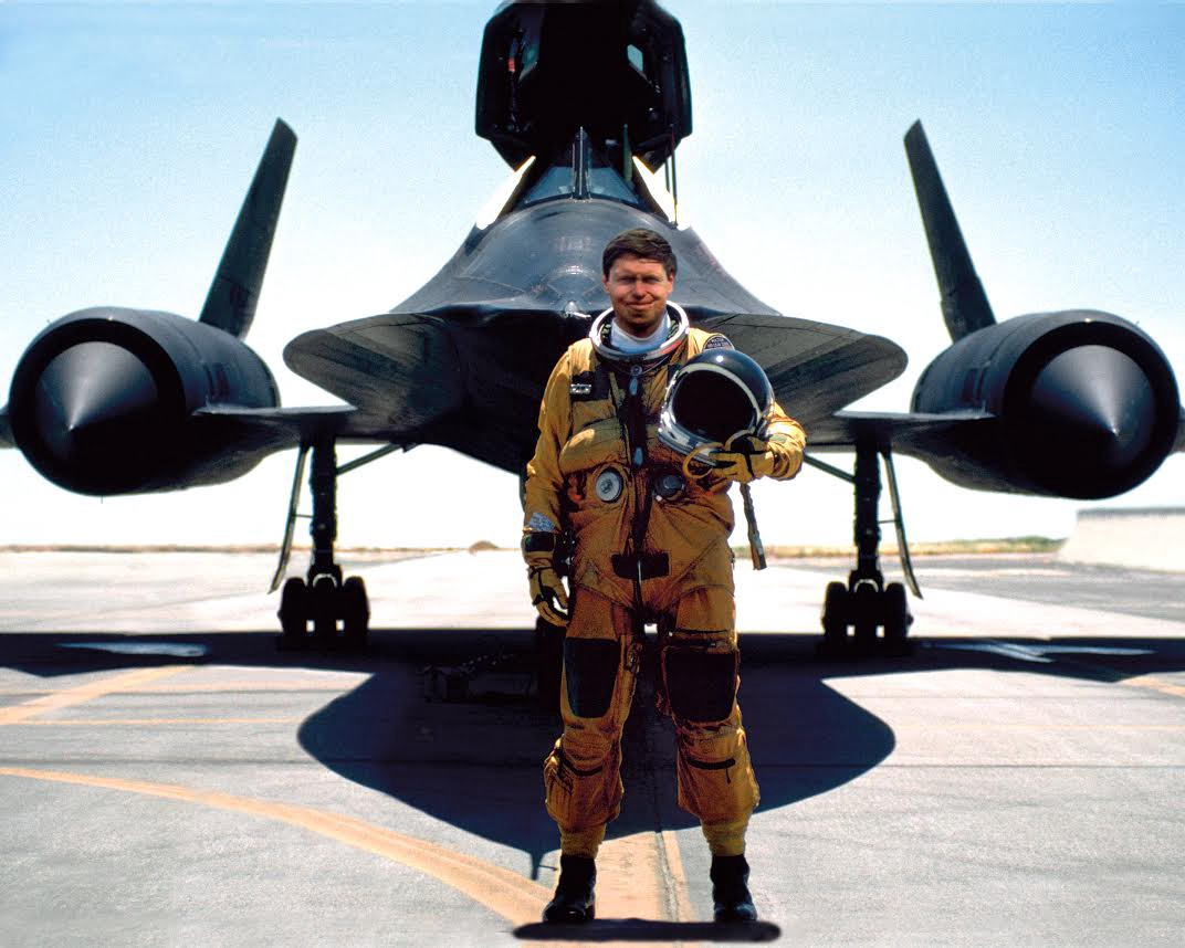 Meet the man who flew the SR-71 Blackbird —the world's