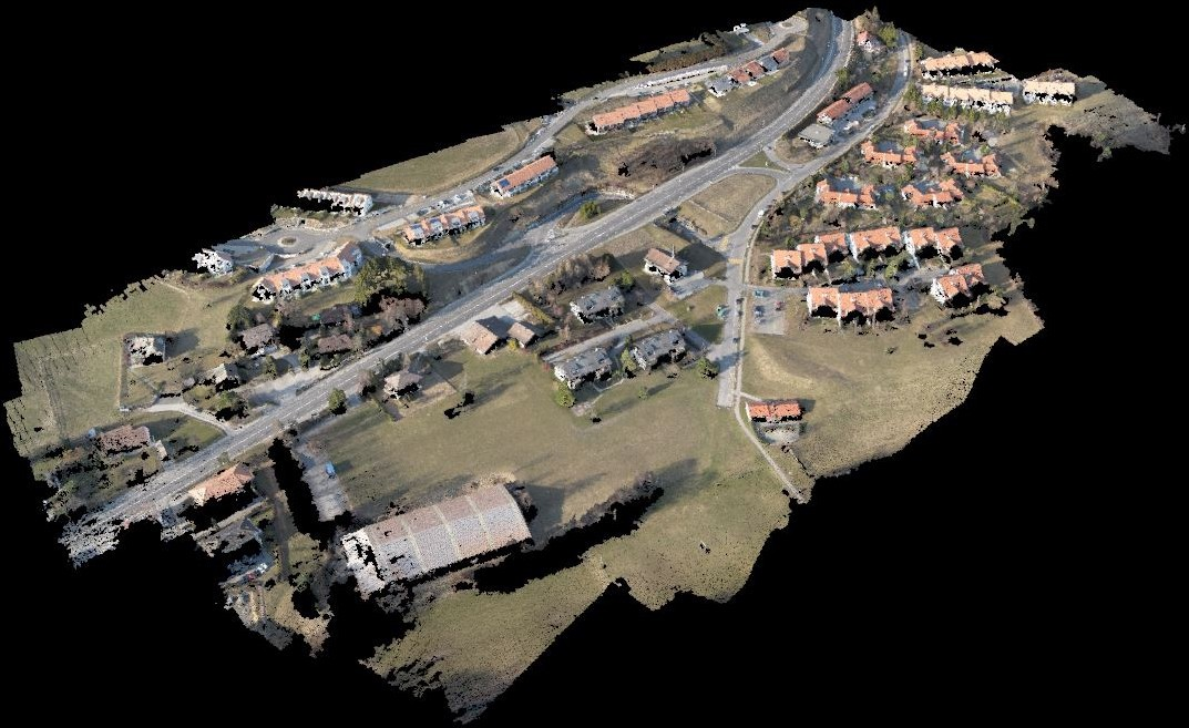 Drone mapping - The Pointscene Diaries - Medium