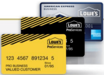 Lowes Credit Card Phone Number — Collection of Complaints