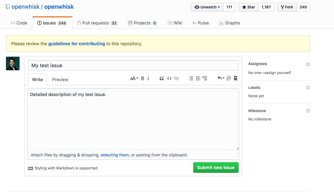 How to contribute to OpenWhisk - Apache OpenWhisk - Medium