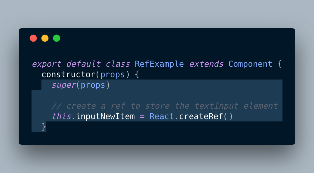 Introduction to Refs in React 16 3 - Sean Groff - Medium