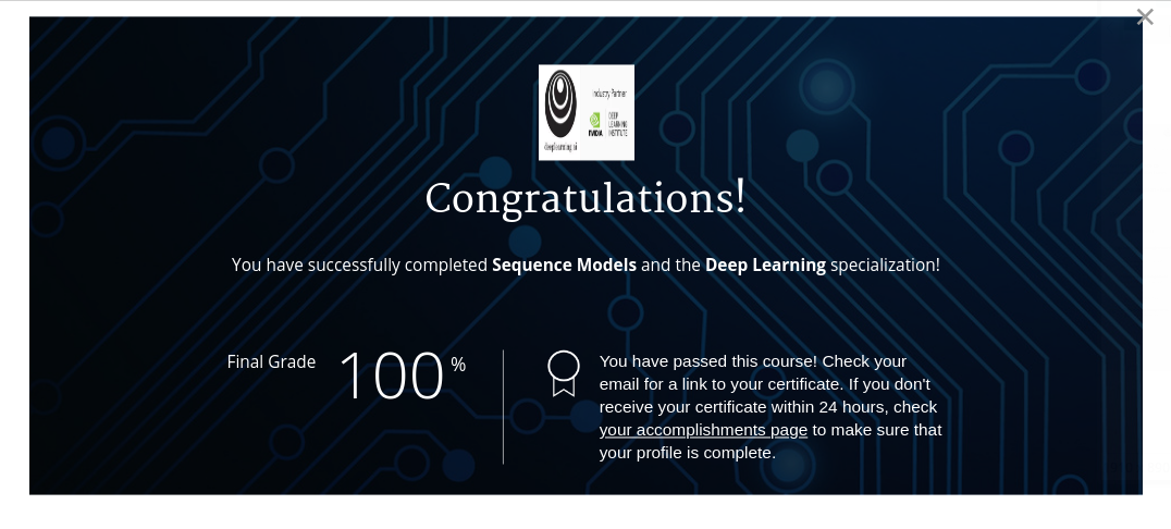 Review of Deeplearning ai Courses - Towards Data Science