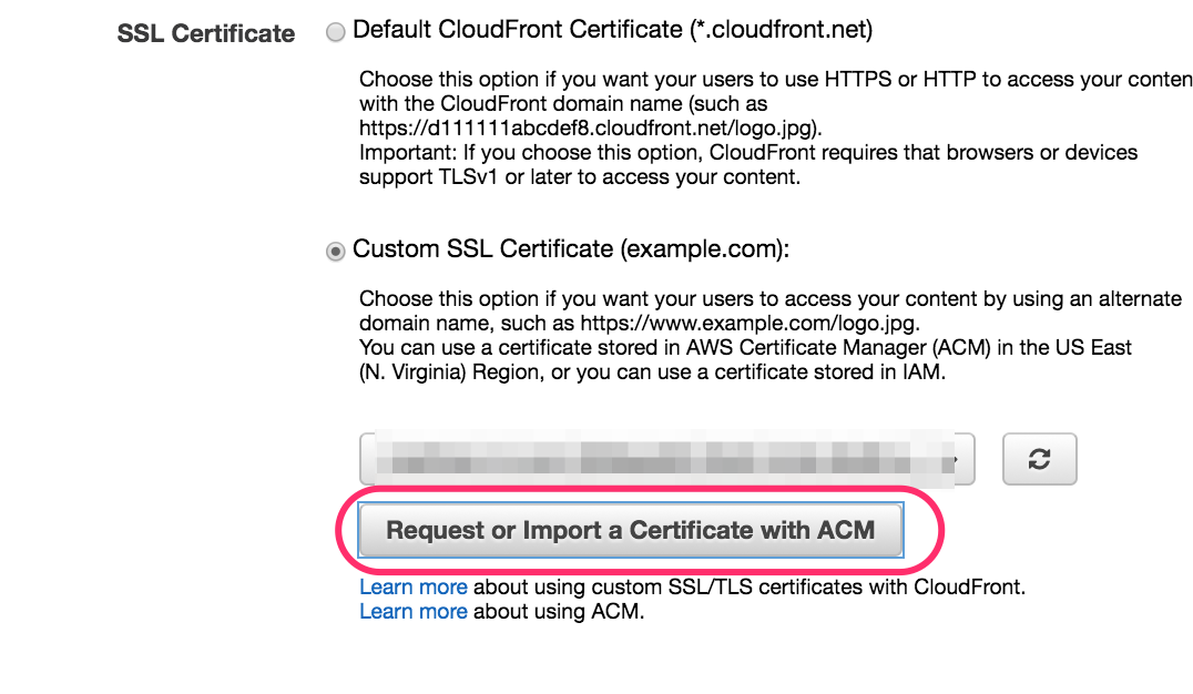 Hosting a HTTPS static website on Amazon S3 w/ CloudFront