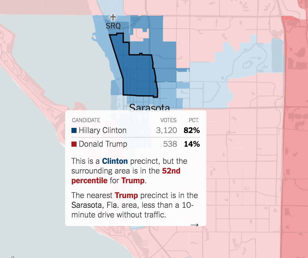 florida precincts where d's must gotv to flip seven house seats