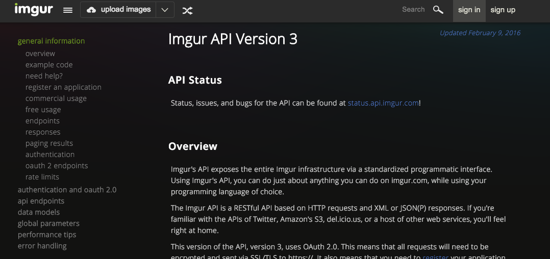 Building An Image Browsing App With Realm, Imgur API, and