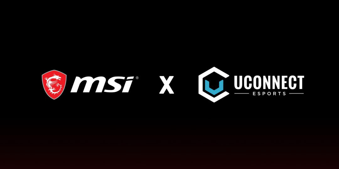 Uconnect Esports partners with MSI for Collegiate Rising