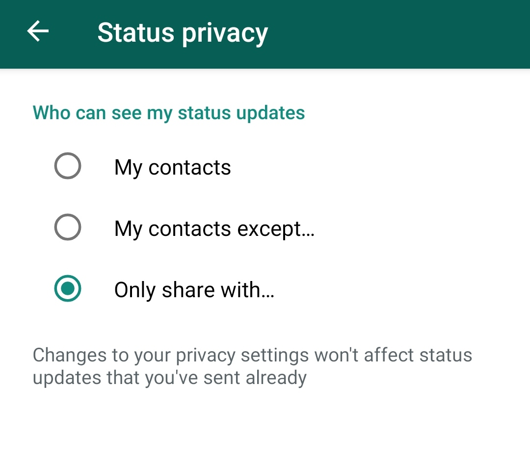 Whatsapp Status Updates 3 Things I Wish Would Change For