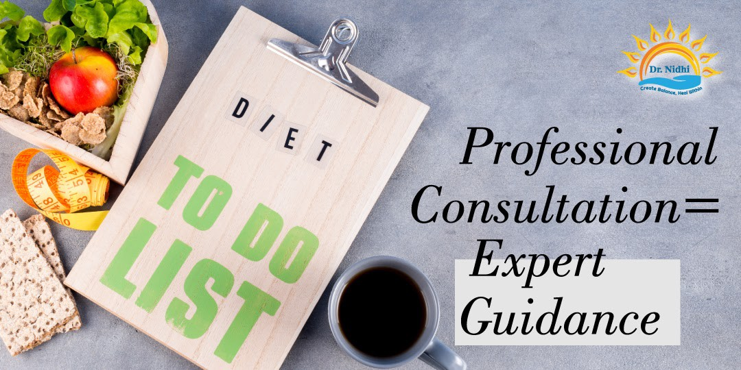 Professional Consultation = Expert Guidance | PHCC | Dr. Nidhi | Holistic Healing | Homeopathy | Natural Remedies | Live Medicine free |