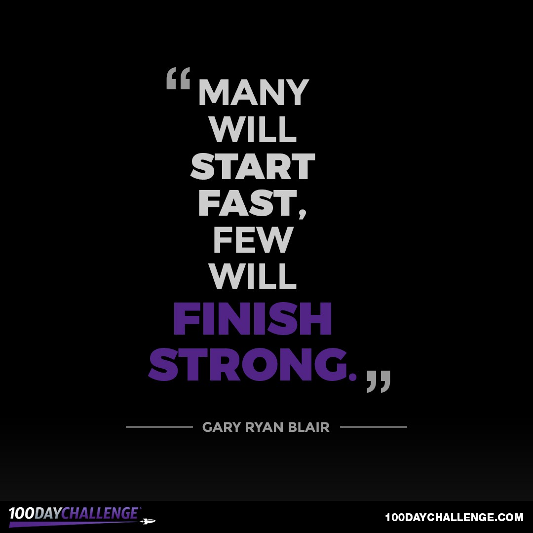 17 Inspiring Quotes to Help You Finish Strong | by Gary Ryan Blair ...