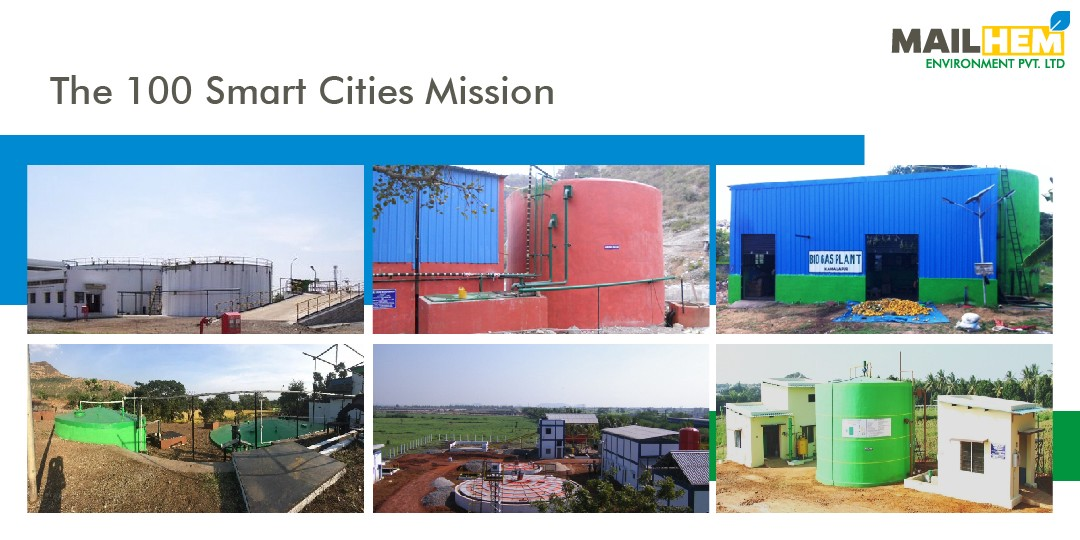 The 100 Smart Cities Mission   Mailhem Environment   Waste Management  