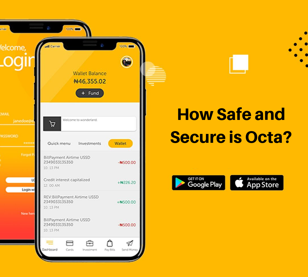 how safe and secure is octa