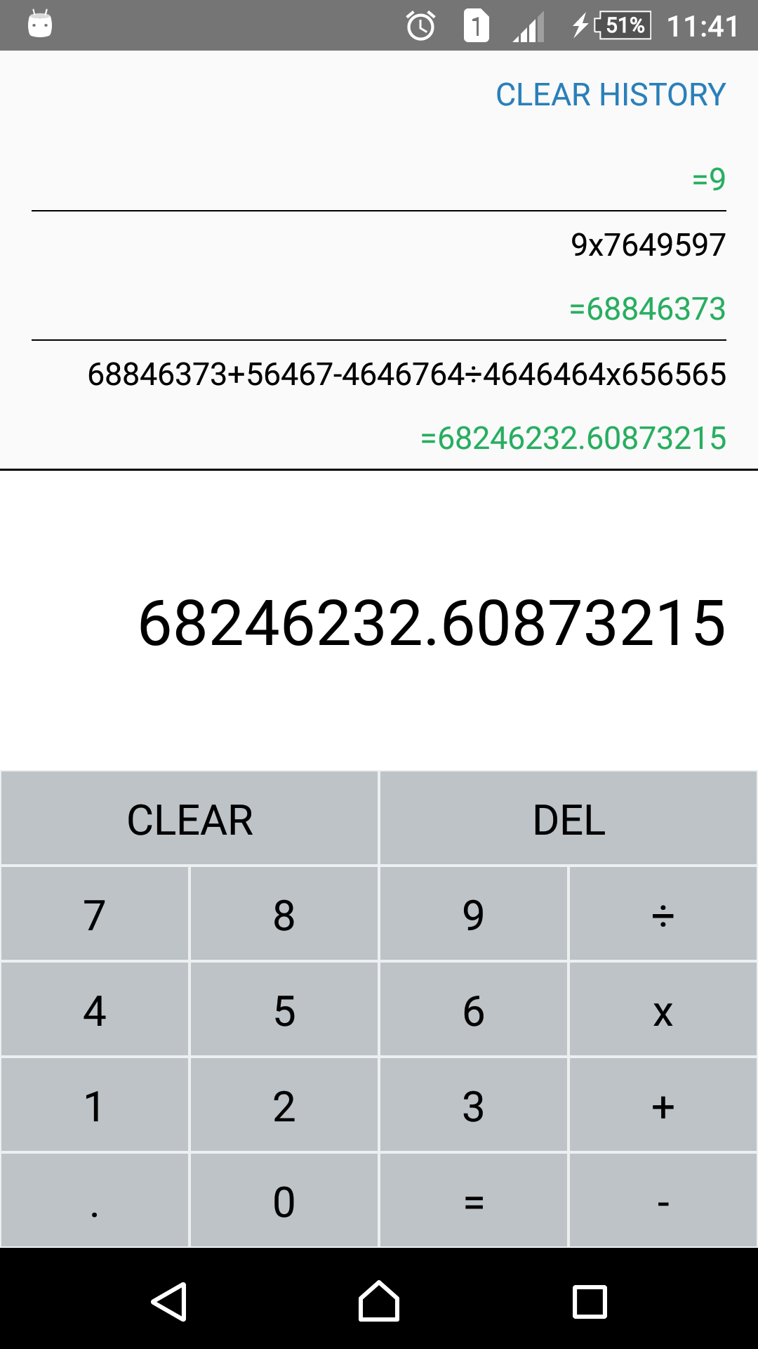 React Native Experiment: Building a Calculator from Scratch