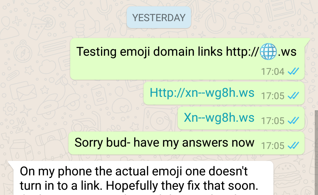 Part 5: 📱🔥 How to use emoji domains on social - ART +