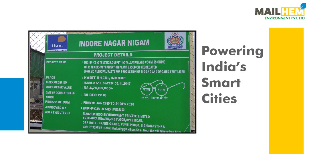 Powering India's Smart Cities | Mailhem Environment | Waste Management |