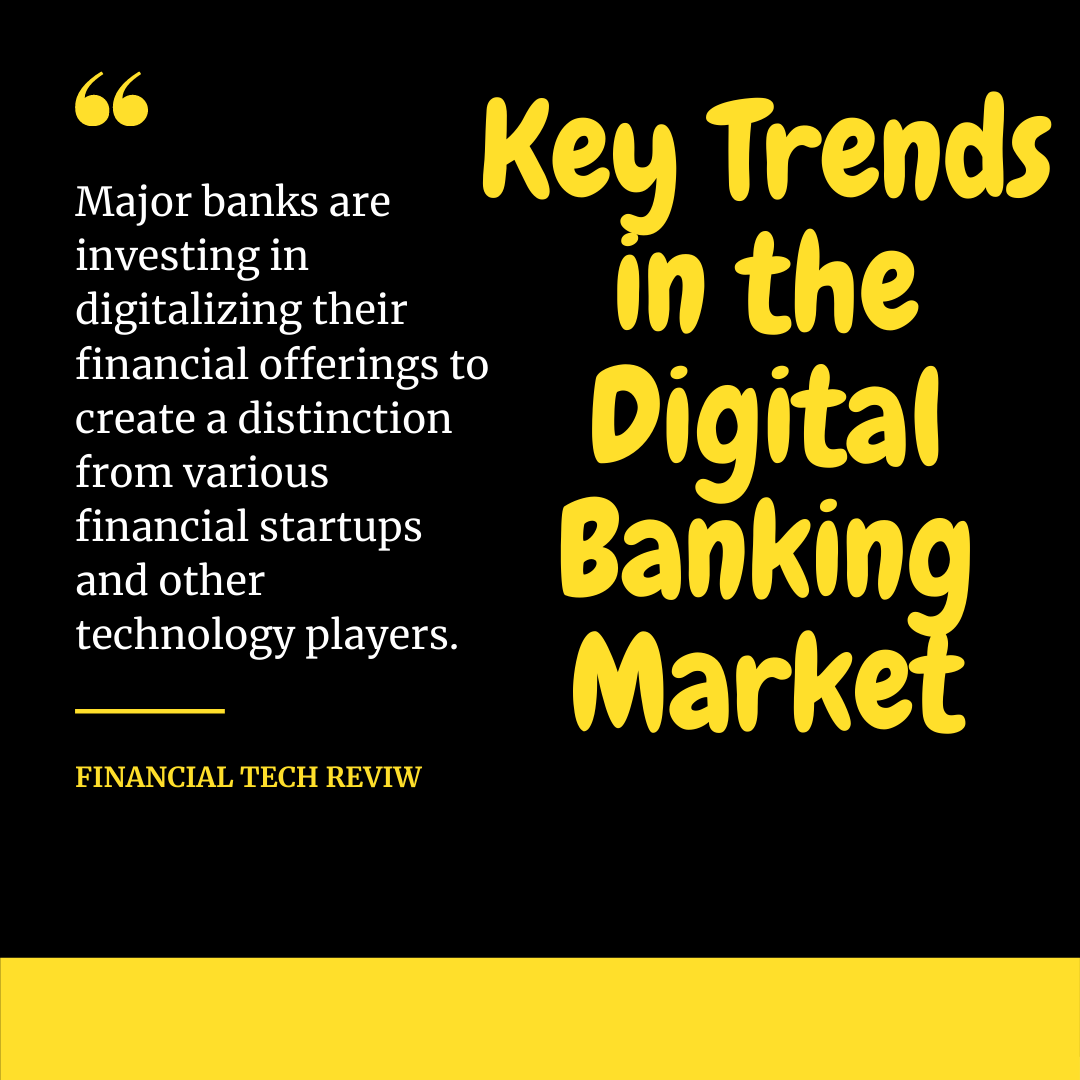 Key Trends in the Digital Banking Market