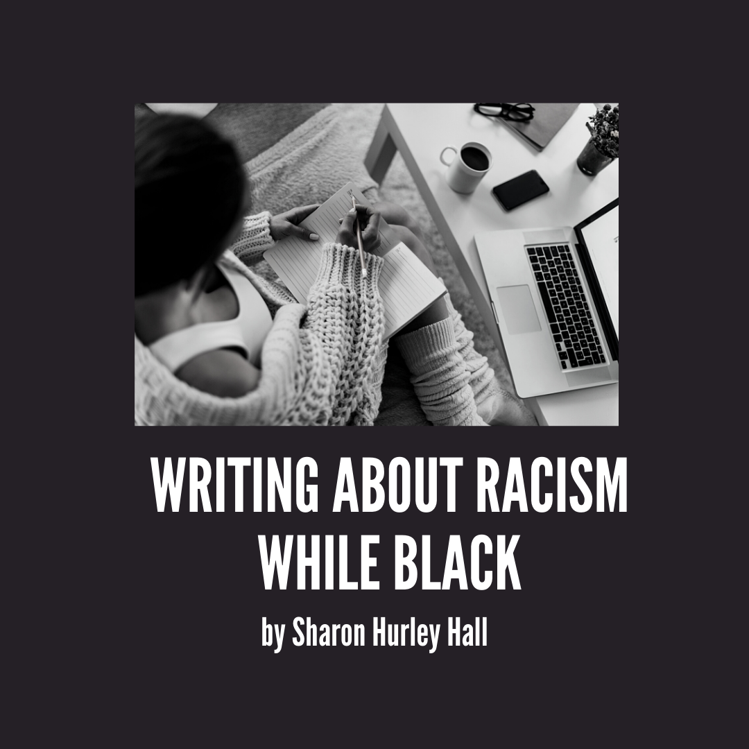 Writing About Racism While Black cover image