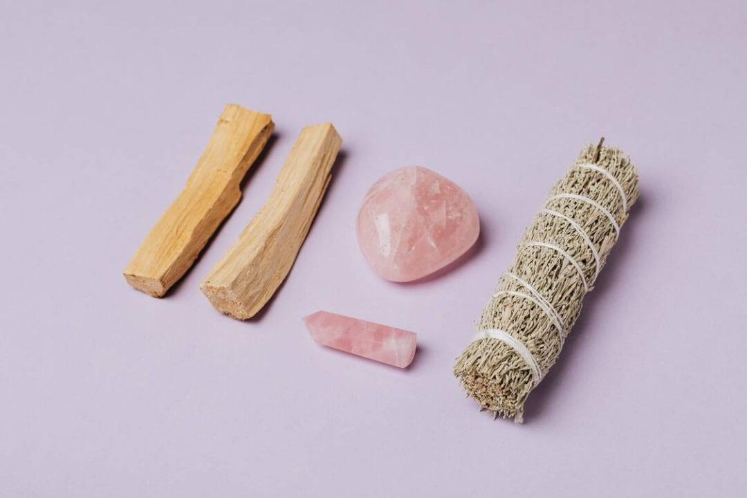 Use cleansing items in your space Photo by Karolina Grabowska from Pexels