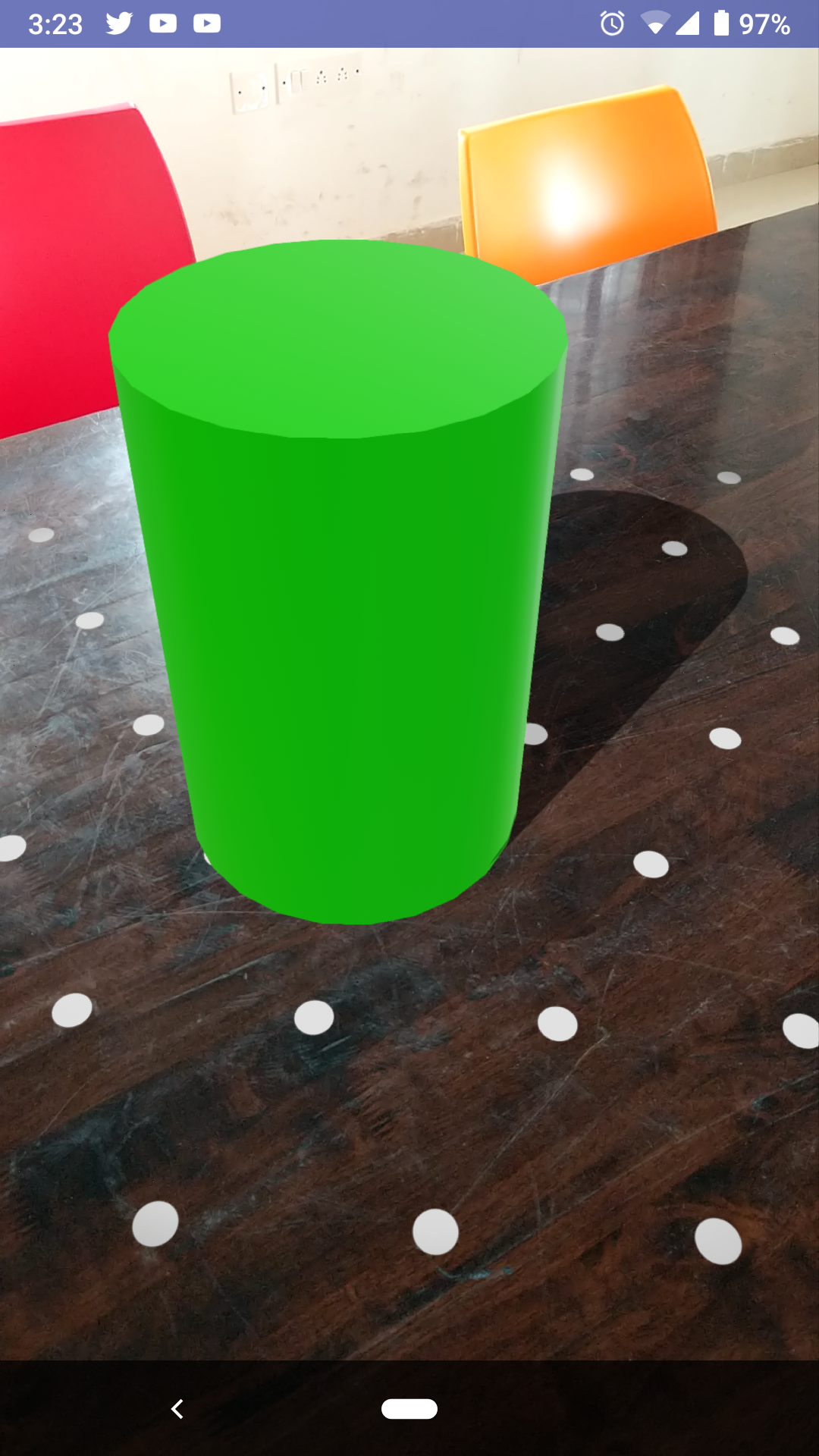 ARCore Cupcakes #2 — Render 3D objects at Runtime using