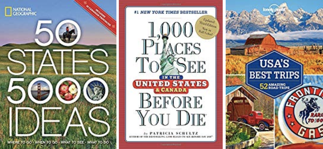 Travel Guide Books on Amazon