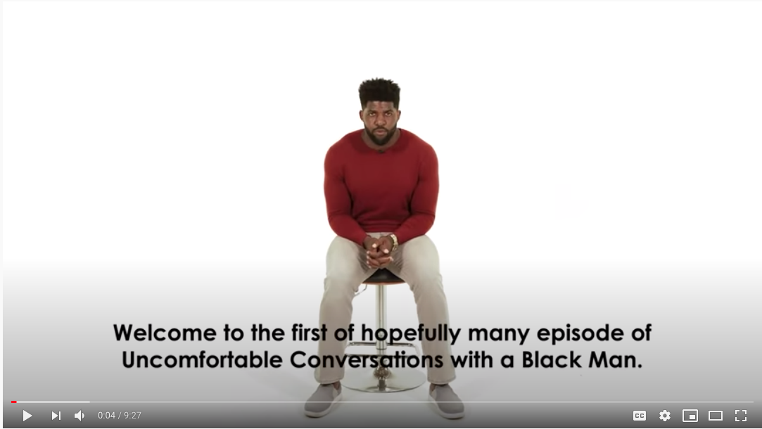 Screenshot of the youtube video