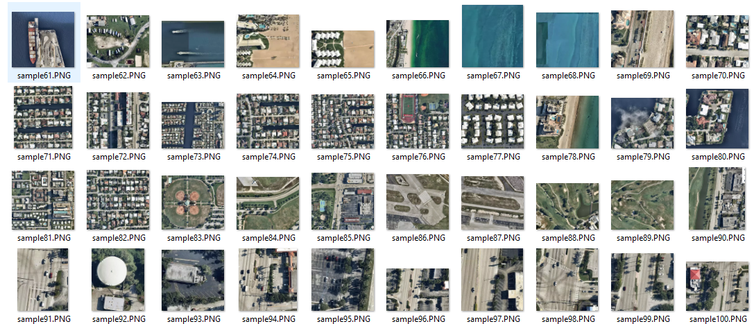 Wind Mull — Wind Turbine detection on Aerial Imagery using